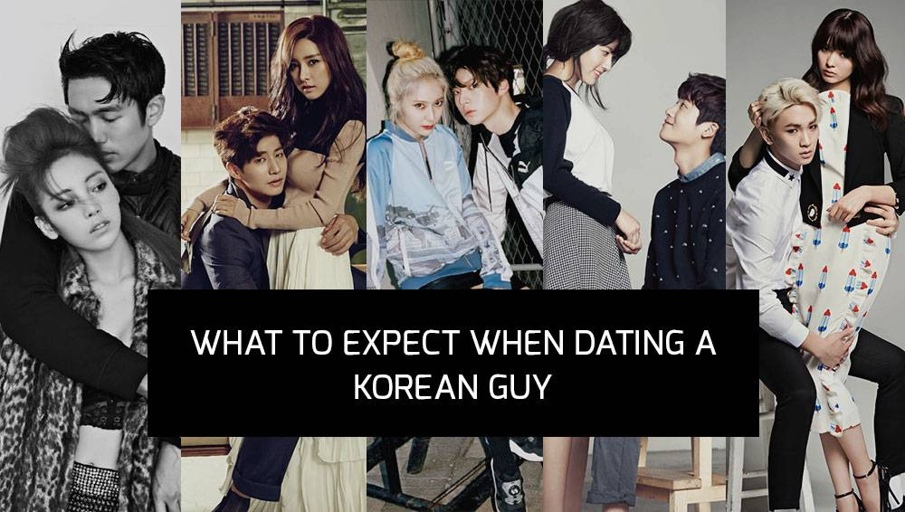 What to expect when dating a korean girl