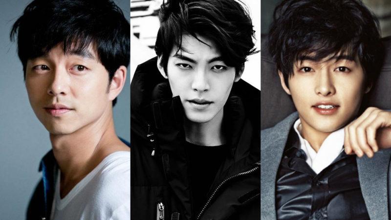 фото корейских актеров