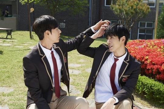 Пак Хэ Чжин и Пак Ки Ун в новых кадрах фильма «Сыр в ...